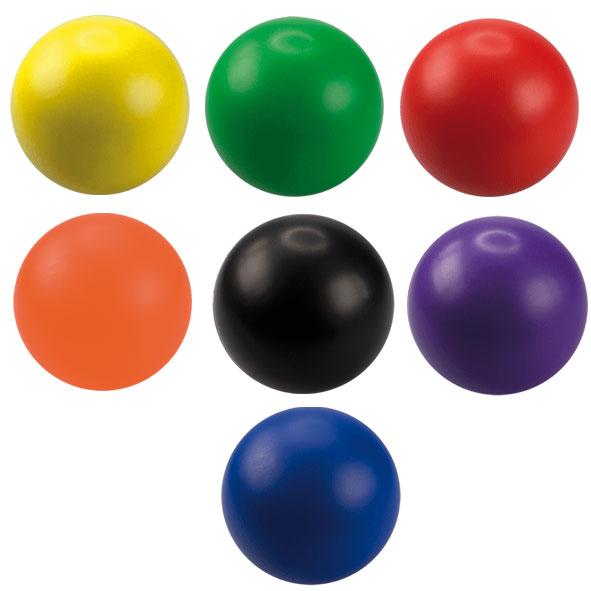 STRESS BALL CIRCLE JU11001 MEDIDA  6.3 CM MATERIAL  HULE ESPUMA 064a2128007